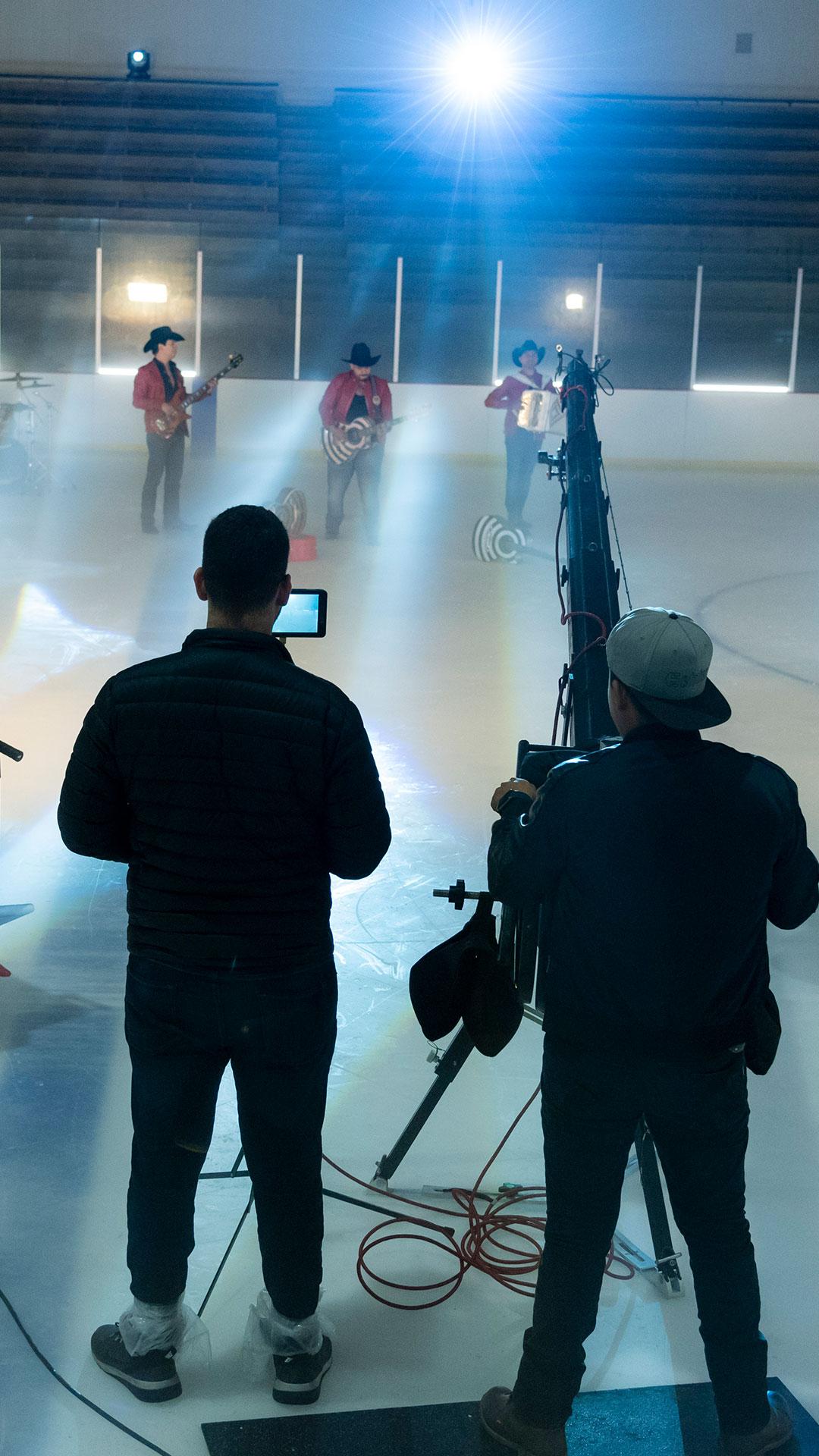 producción de video musical